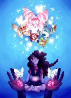 Here Comes A Thought ~ Stevonnie by Limbo-Studios