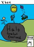 Halo CE Cover Art Parody by Infantry8888
