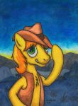 Braeburn Wallpaper by FinnishFox