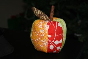 apple for teacher by Mab-overthrown