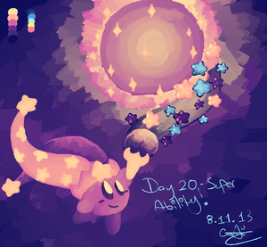 KC Day 20 - Super Ability by CinnamonMuffins