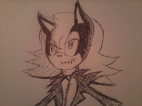 Entry for Sam's contest Samantha Skellington by UniverseIncarnate
