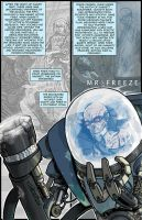 The Dark Knight Trilogy Epilogue: Mr. Freeze by kinjamin