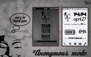 Anonymous mode by xsun9