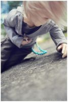 Pick yourself up by Geekisthecolour