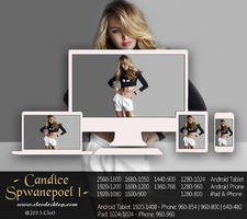 Candice Swanepoel-1 by cu88