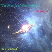 Matrix Of Leadership by waterbender010