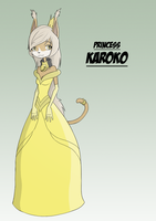 Princess Koroko by dragonmanX