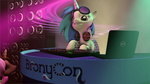 Vinyl Sets the Mood by indexpony