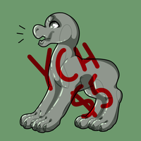 Mantibab YCH  by opossvms