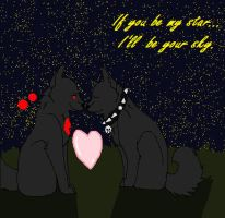 If you be my star.... by comptonja