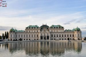 Vienna impressions - Belvedere castle by lailalta