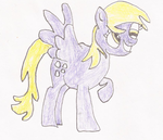 Derpy Hooves Pony by SoraJayhawk77