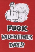 I hate Valentines Day 2 by ihni