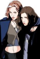 Ginger Snaps by Weiszz