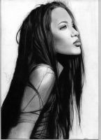 Young Angelina Jolie by Passion4Angie