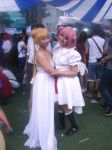 Me with Friend by pipubanh