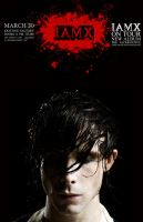 IAMX Knitting Factory - Mar 30 by InsectGod