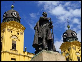 Kossuth and the Great Church by AgiVega