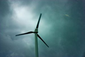 Stormy wind power by ksouth