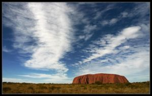 Uluru by ToytownMafia