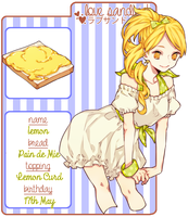Love Sandwich: Lemon by banwa