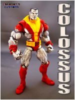 Colossus X-Men Classic Pt by Lokoboys