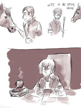 Chess Match - the thrilling sequel by Tavoriel