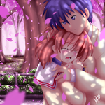 Clannad by cleanminded