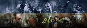 Famous National Author(s) Tribute - banners by morphine16