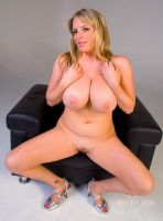 Maggie Nude 10 by mrbee3d