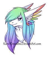 Bust Commission: Chekkas by Kuro-Creations