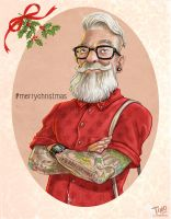 Hipster Clause by TmoeGee