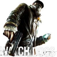 Watch Dogs PNG by RajivCR7