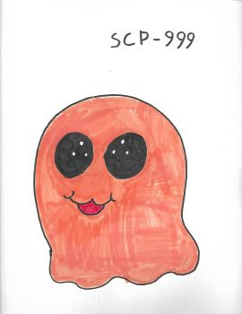 Scp-999 by NoahTigerDragon