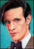 The Eleventh Doctor 2 PSC by MJasonReed