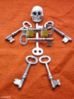 Missus Skeleton Key by CapnSkusting