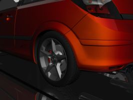 Opel Astra 14 WIP by prox3h