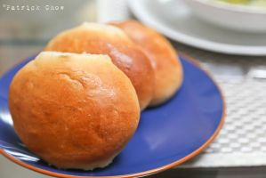 Dinner rolls by patchow
