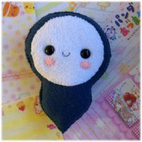 Tadpole Plushie by Keito-San by Cute-Craft