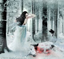 Frozen Wihch and Unicorn's blood by Lofressa