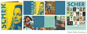 Paula Scher Brochure by piratewench831