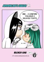 Arrancar's issues BLEACH GAG with Nnoitra and Nel by Cristina-Rodriguez