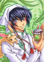 Herbal Medicine by Aiko-Mustang