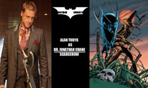 Gotham Knights T.V. Series Fan Cast - J. Crane V.1 by RobertTheComicWriter