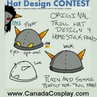 Troll Hat Design by 7770
