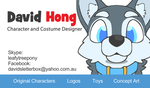 David Hong by CopyPastePony