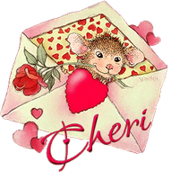 HM loveletter cheri by Just4Cheri