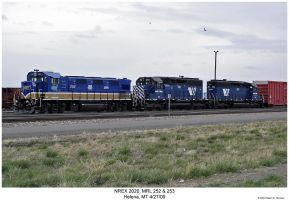 GenSet on the MRL by hunter1828