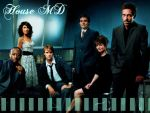 House MD Wallpaper by ihearthouse